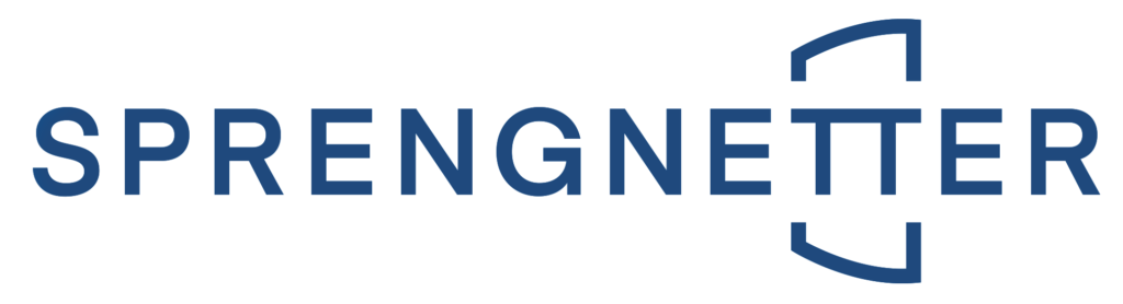 Sprengnetter - Sponsoren Logo